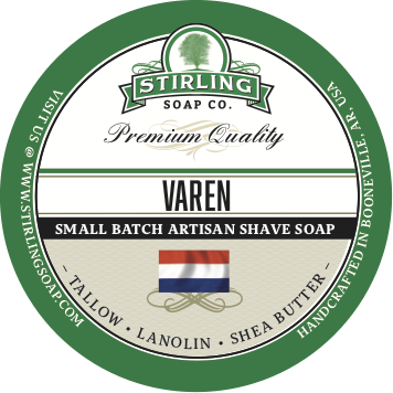 Stirling Soap Co. - Varen - Soap image