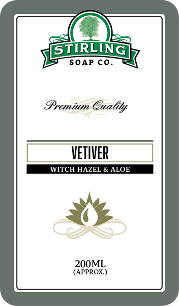 Stirling Soap Co. - Vetiver - Toner image