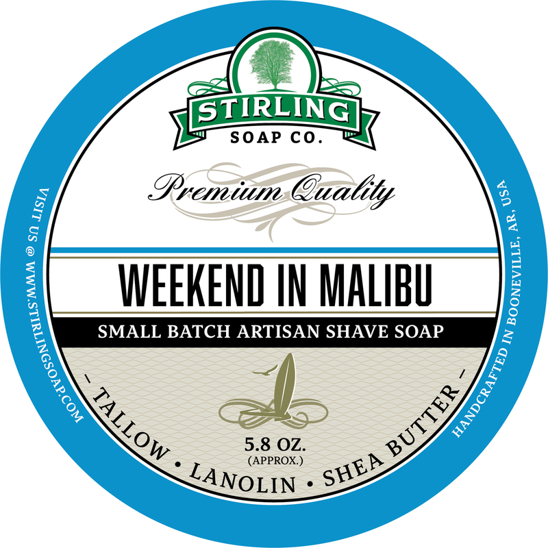 Stirling Soap Co. - Weekend in Malibu - Soap image