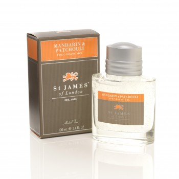 St. James of London - Mandarin & Patchouli - Gel image