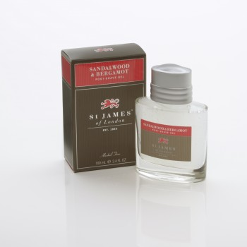 St. James of London - Sandalwood & Bergamot - Gel image
