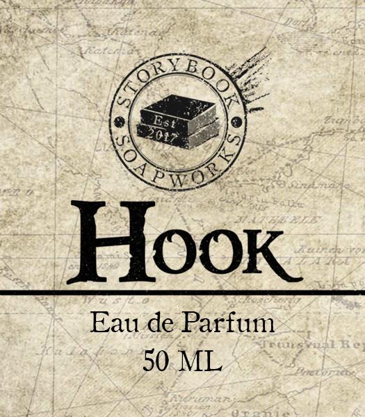 Storybook Soapworks - Hook - Eau de Parfum image