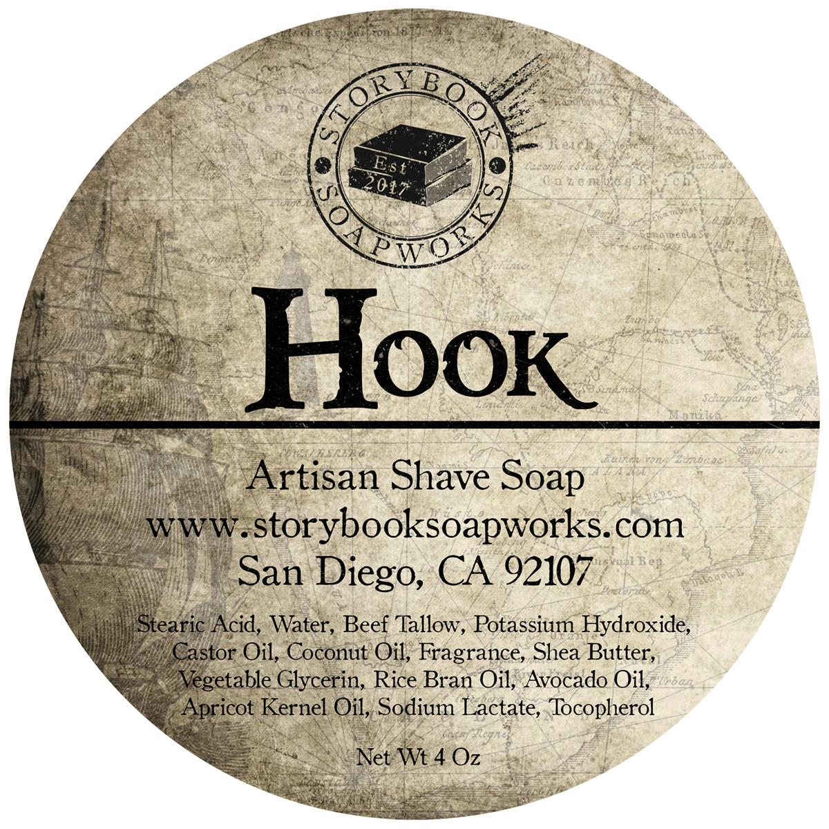 Storybook Soapworks - Hook - Soap image