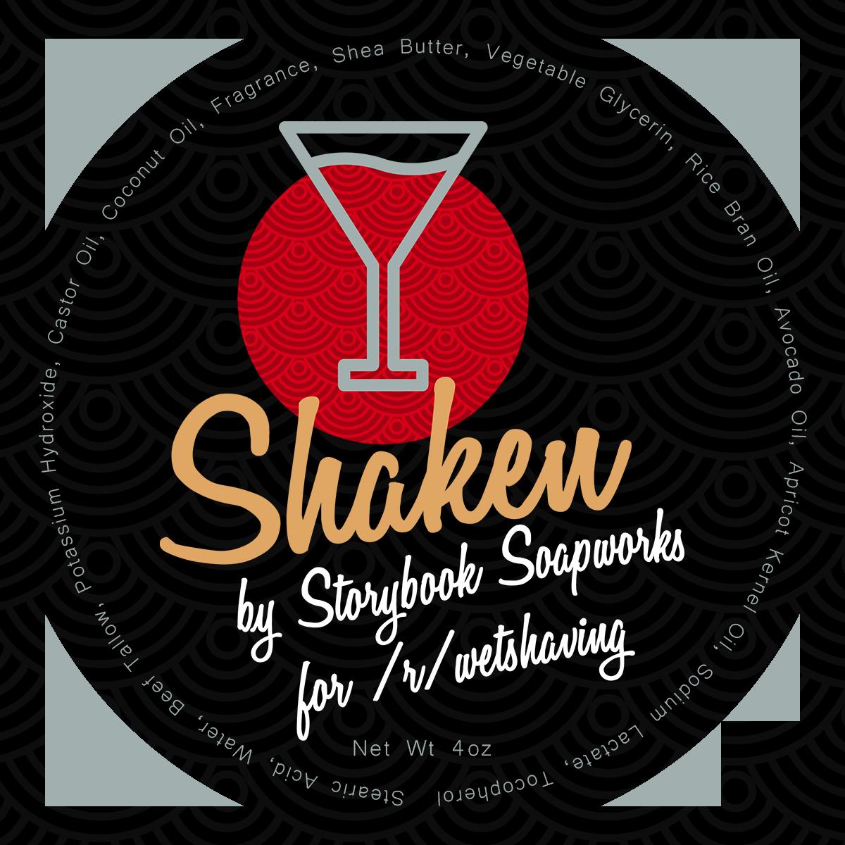Storybook Soapworks - Shaken - Soap image