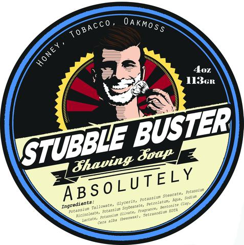 Stubble Buster - Absolutely - Soap image