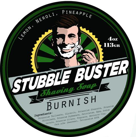 Stubble Buster - Burnish - Soap image