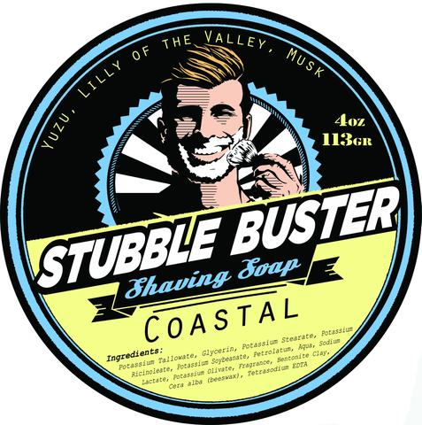 Stubble Buster - Coastal - Soap image