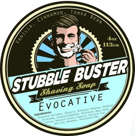 Stubble Buster - Evocative - Soap image