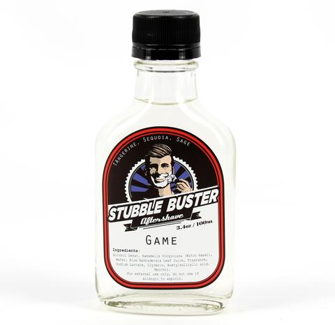 Stubble Buster - Game - Aftershave image