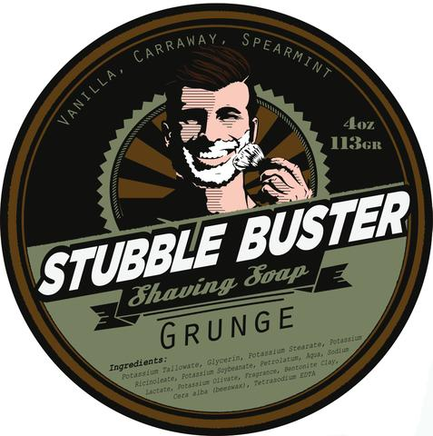Stubble Buster - Grunge - Soap image