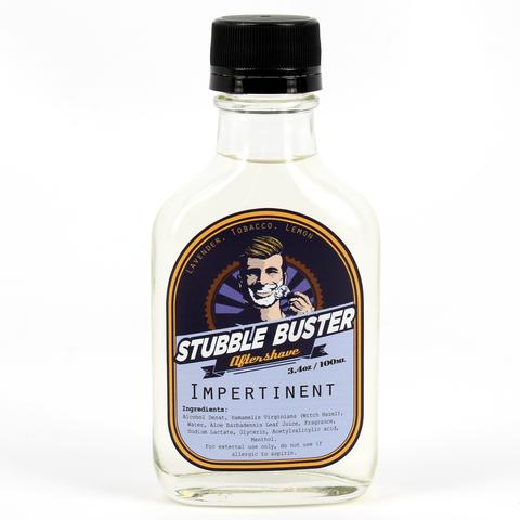 Stubble Buster - Impertinent - Aftershave image