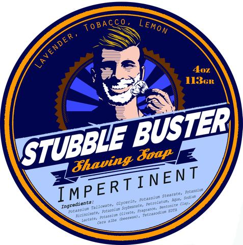 Stubble Buster - Impertinent - Soap image