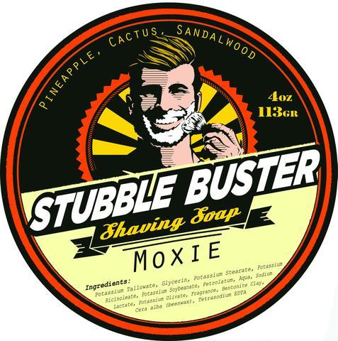 Stubble Buster - Moxie - Soap image