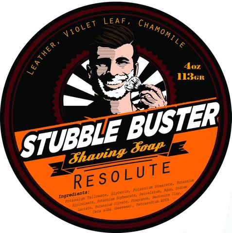Stubble Buster - Resolute - Soap image