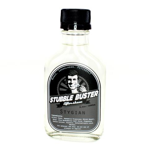 Stubble Buster - Stygian - Aftershave image