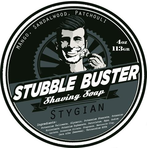 Stubble Buster - Stygian - Soap image