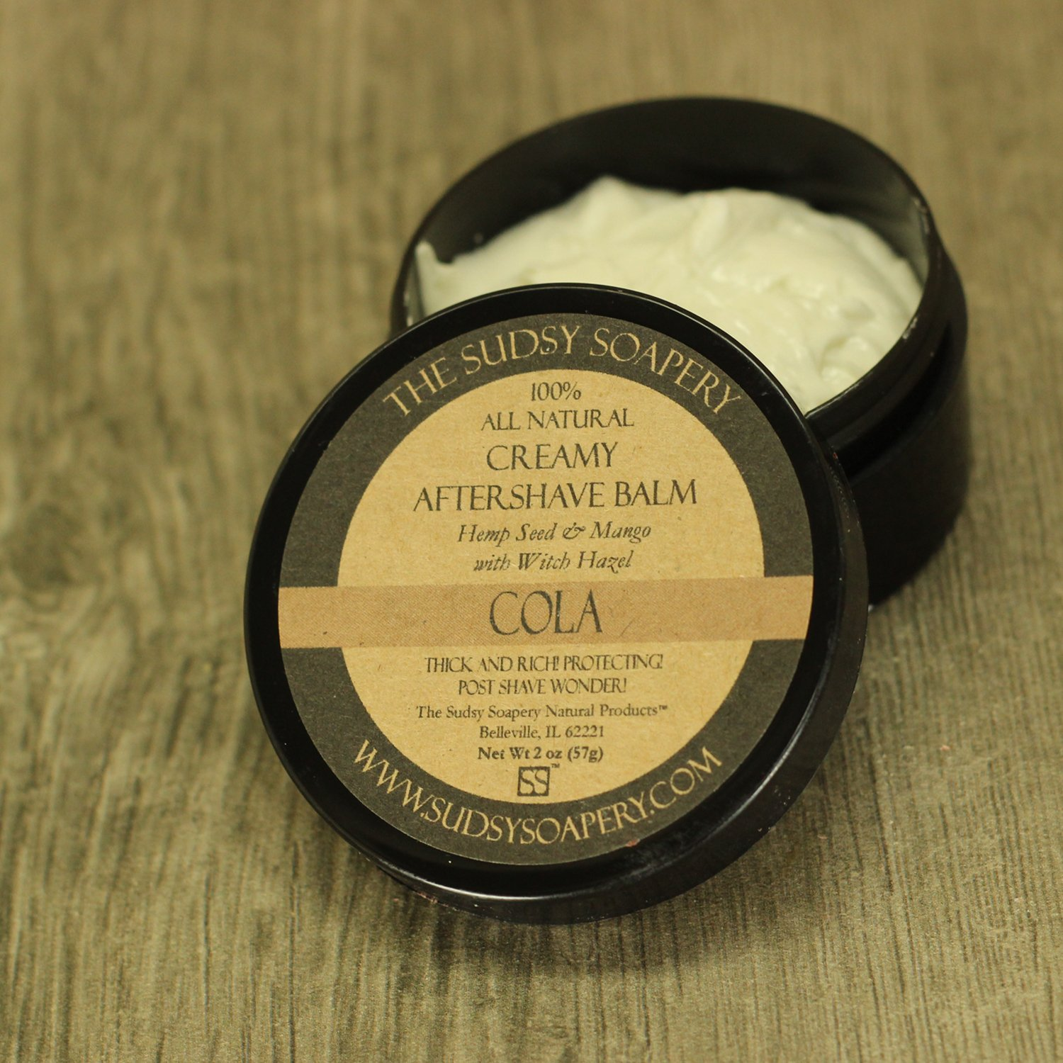 The Sudsy Soapery - Cola - Balm image