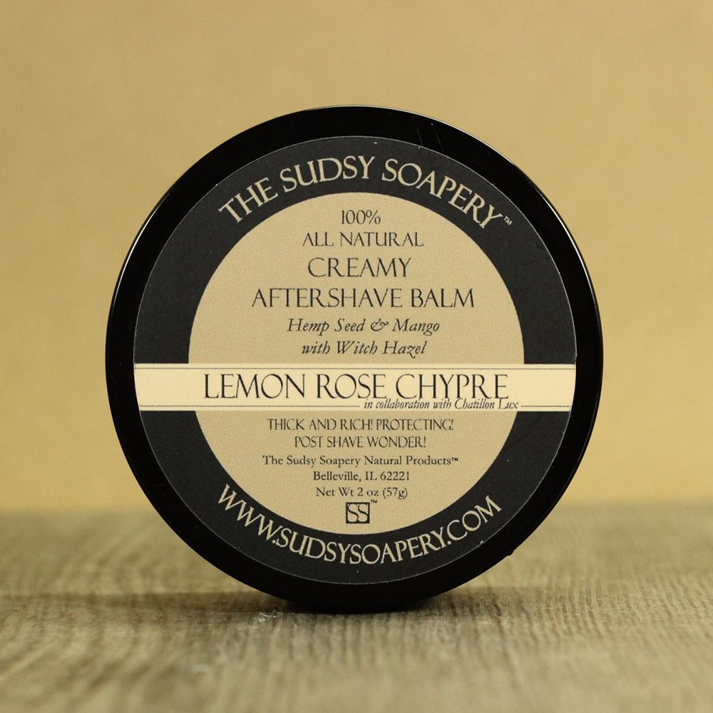 The Sudsy Soapery/Chatillon Lux - Lemon Rose Chypre - Balm image