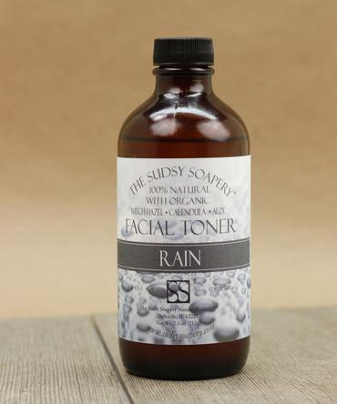 The Sudsy Soapery - Rain - Aftershave (Alcohol Free) image