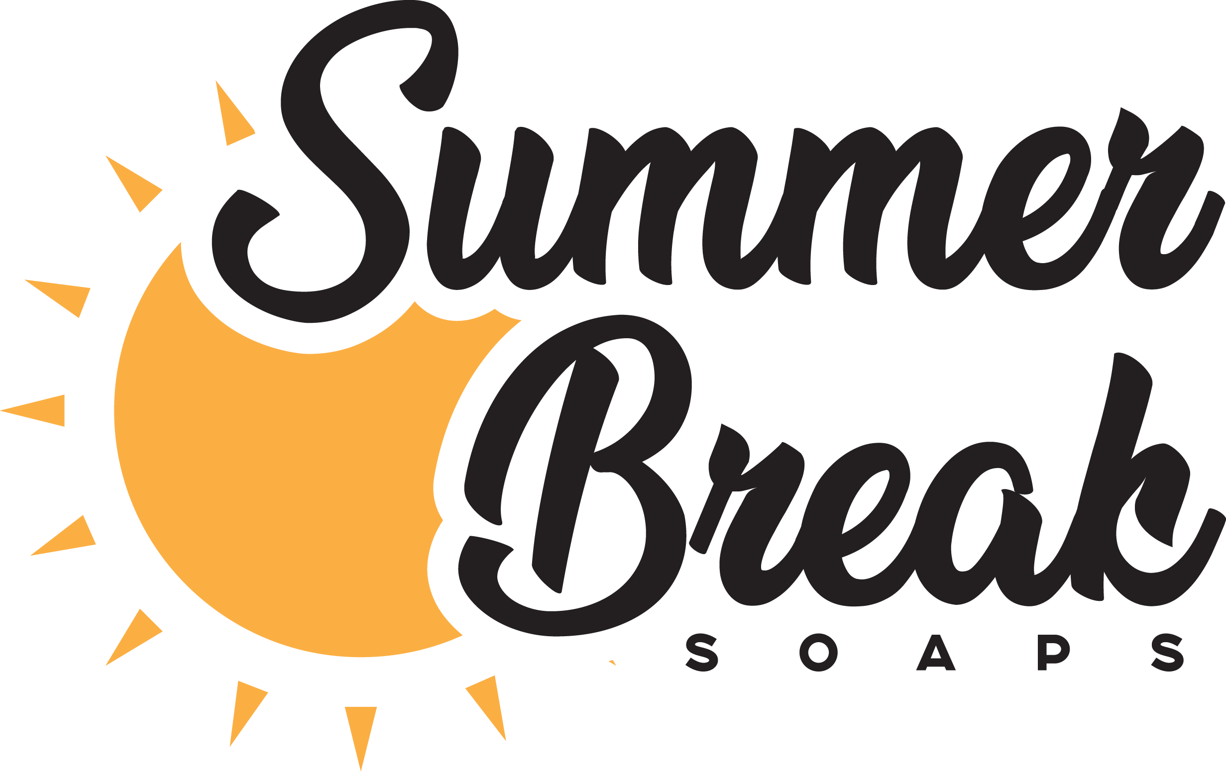 Summer Break Soaps logo