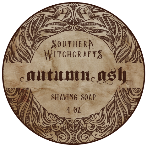Southern Witchcrafts - Autumn Ash - Soap (Vegan) image