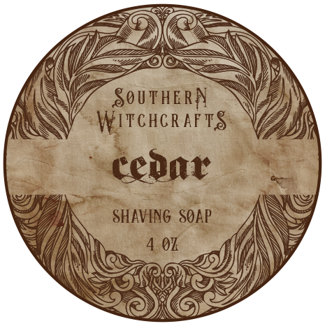 Southern Witchcrafts - Cedar - Soap (Vegan) image