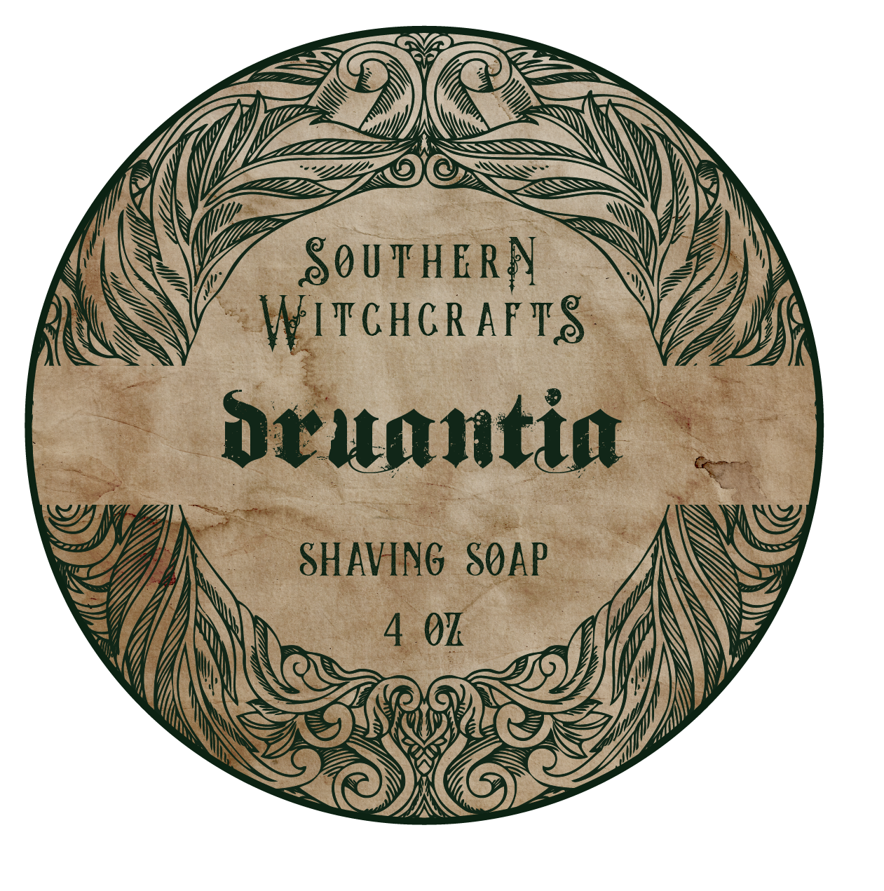 Southern Witchcrafts - Druantia - Soap (Vegan) image