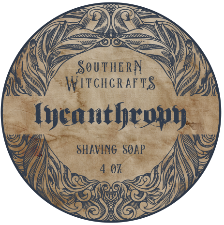 Southern Witchcrafts - Lycanthropy - Soap (Vegan) image