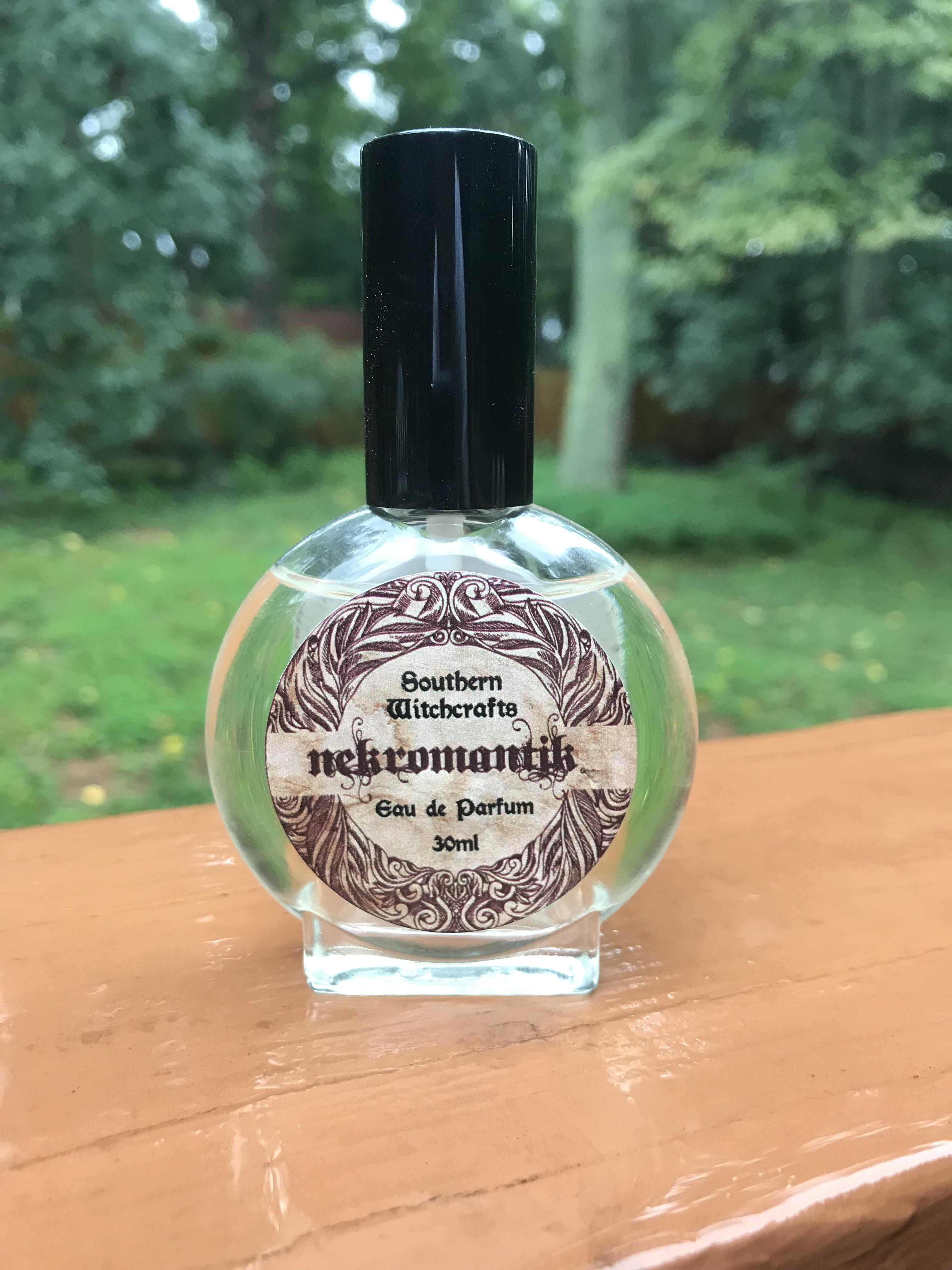 Southern Witchcrafts - Necromantic - Eau de Parfum image
