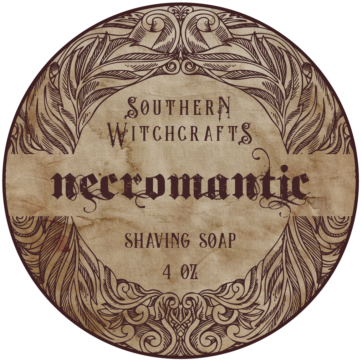 Southern Witchcrafts - Necromantic - Soap (Vegan) image