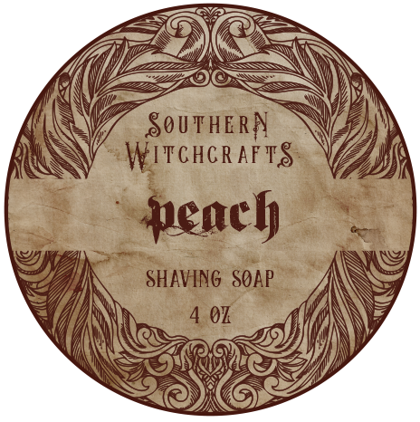 Southern Witchcrafts - Peach - Soap (Vegan) image