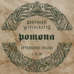 Southern Witchcrafts - Pomona - Aftershave (Alcohol Free) image