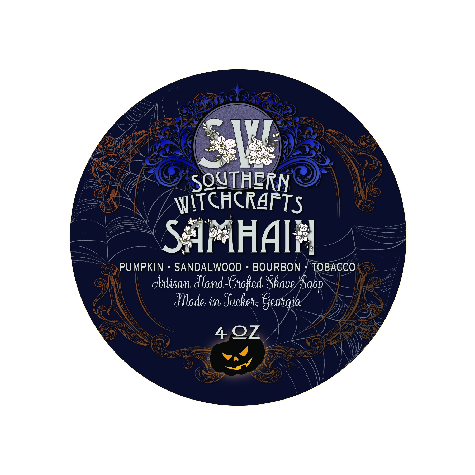 Southern Witchcrafts - Samhain - Soap image