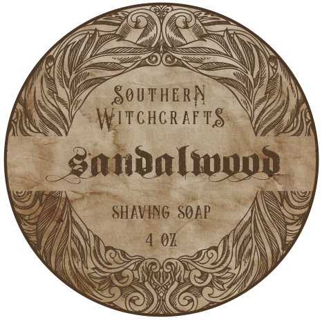 Southern Witchcrafts - Sandalwood - Soap (Vegan) image