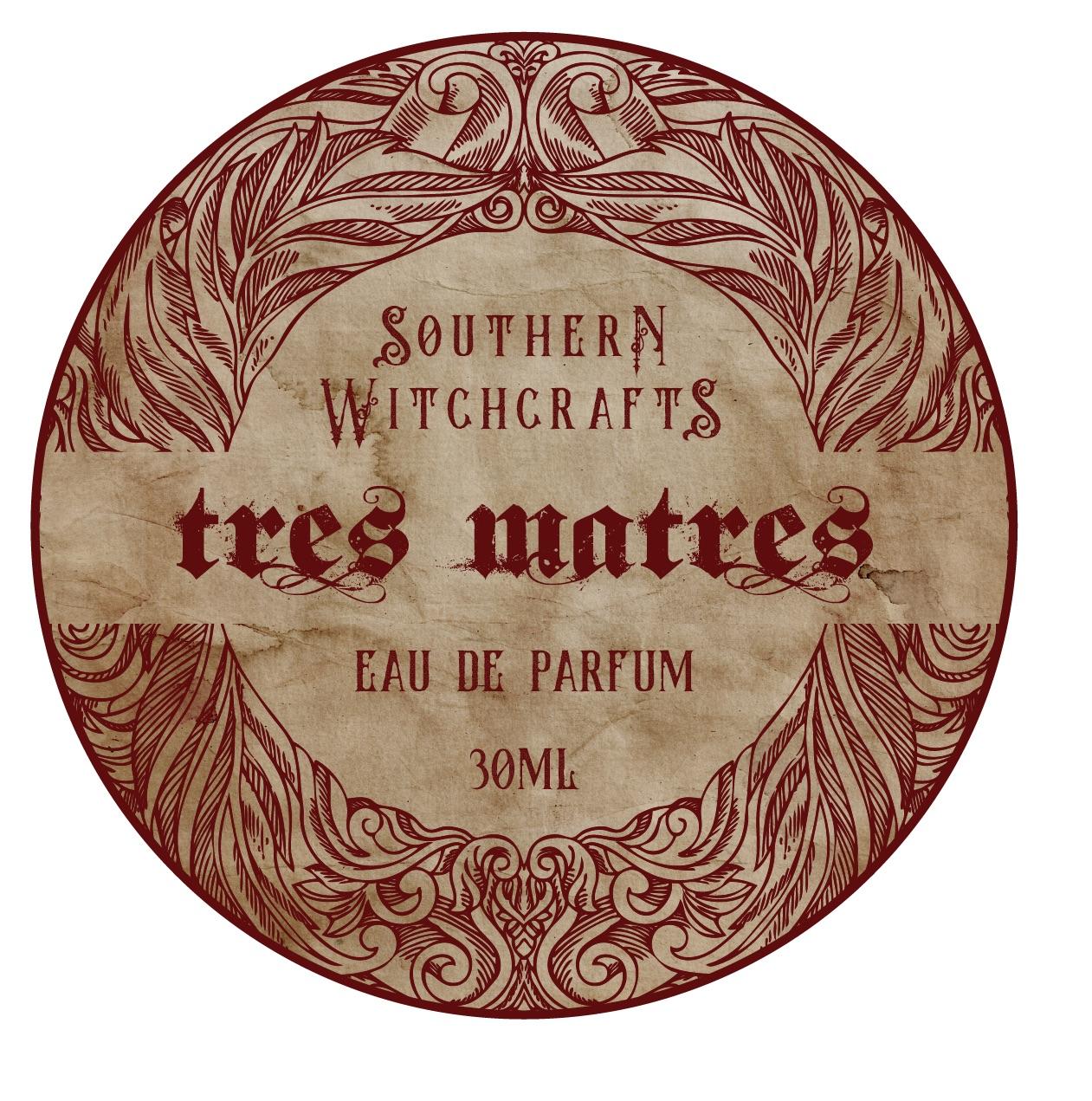 Southern Witchcrafts - Tres Matres - Eau de Parfum image
