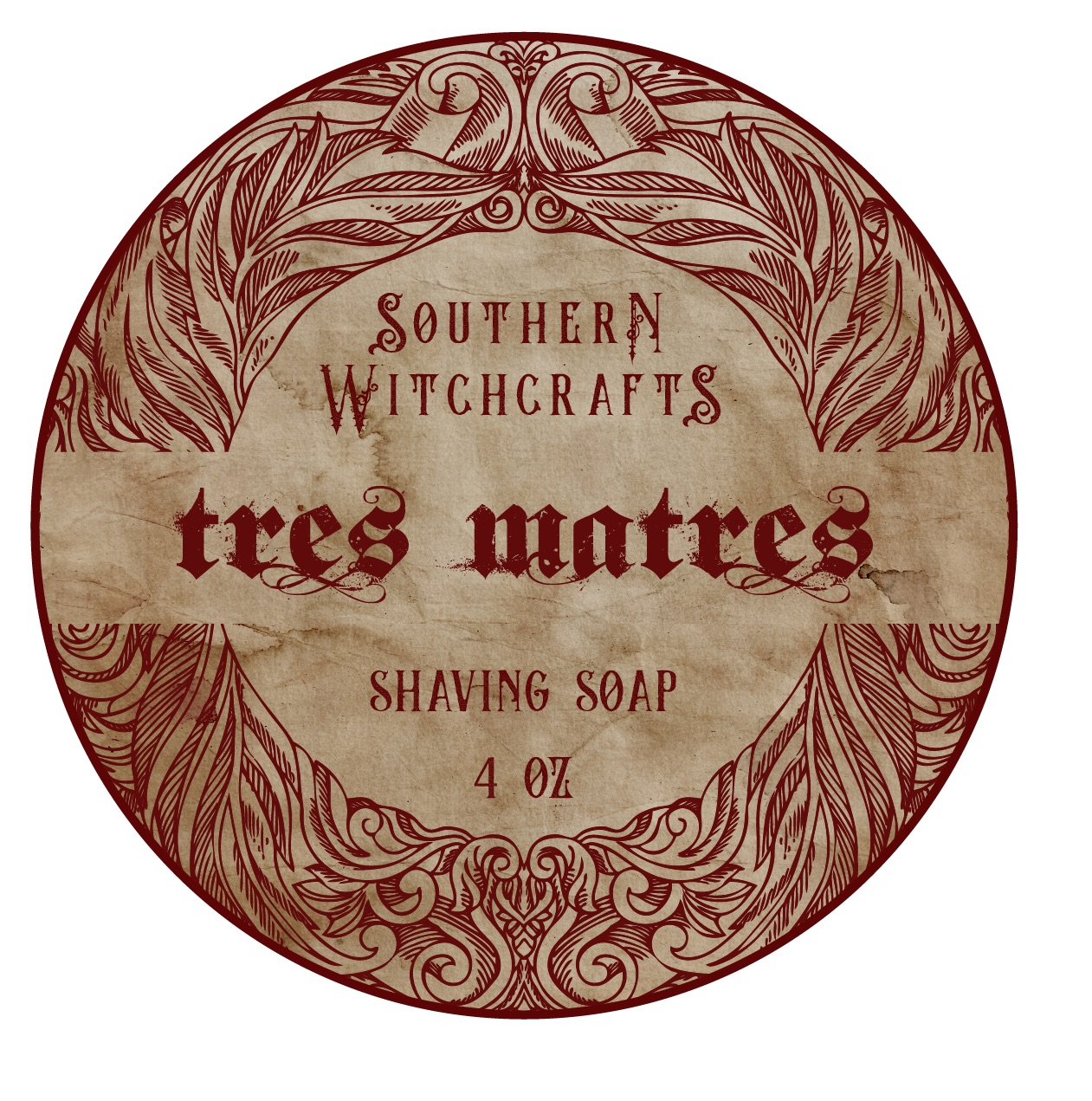 Southern Witchcrafts - Tres Matres - Soap (Vegan) image
