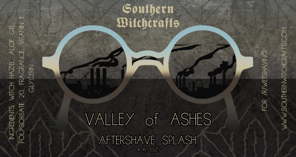 Southern Witchcrafts - Valley of Ashes - Aftershave image