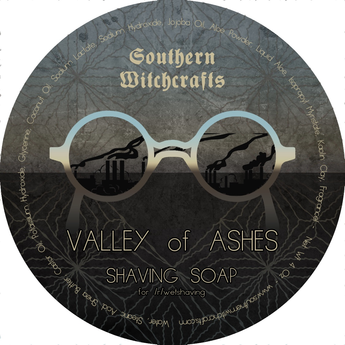 Southern Witchcrafts - Valley of Ashes - Soap (Vegan) image