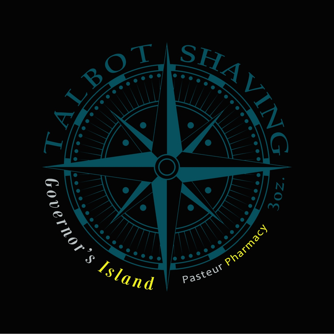 Talbot Shaving - Governor's Island - Soap image