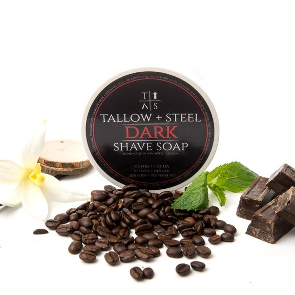 Tallow + Steel - Dark - Soap image