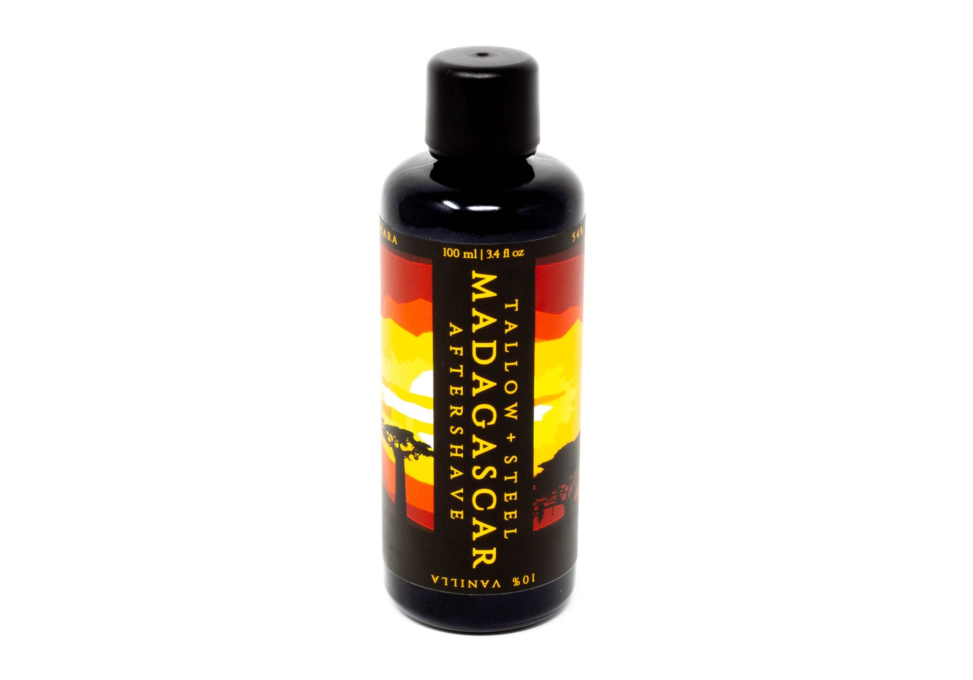 Tallow + Steel - Madagascar - Aftershave (Alcohol Free) image