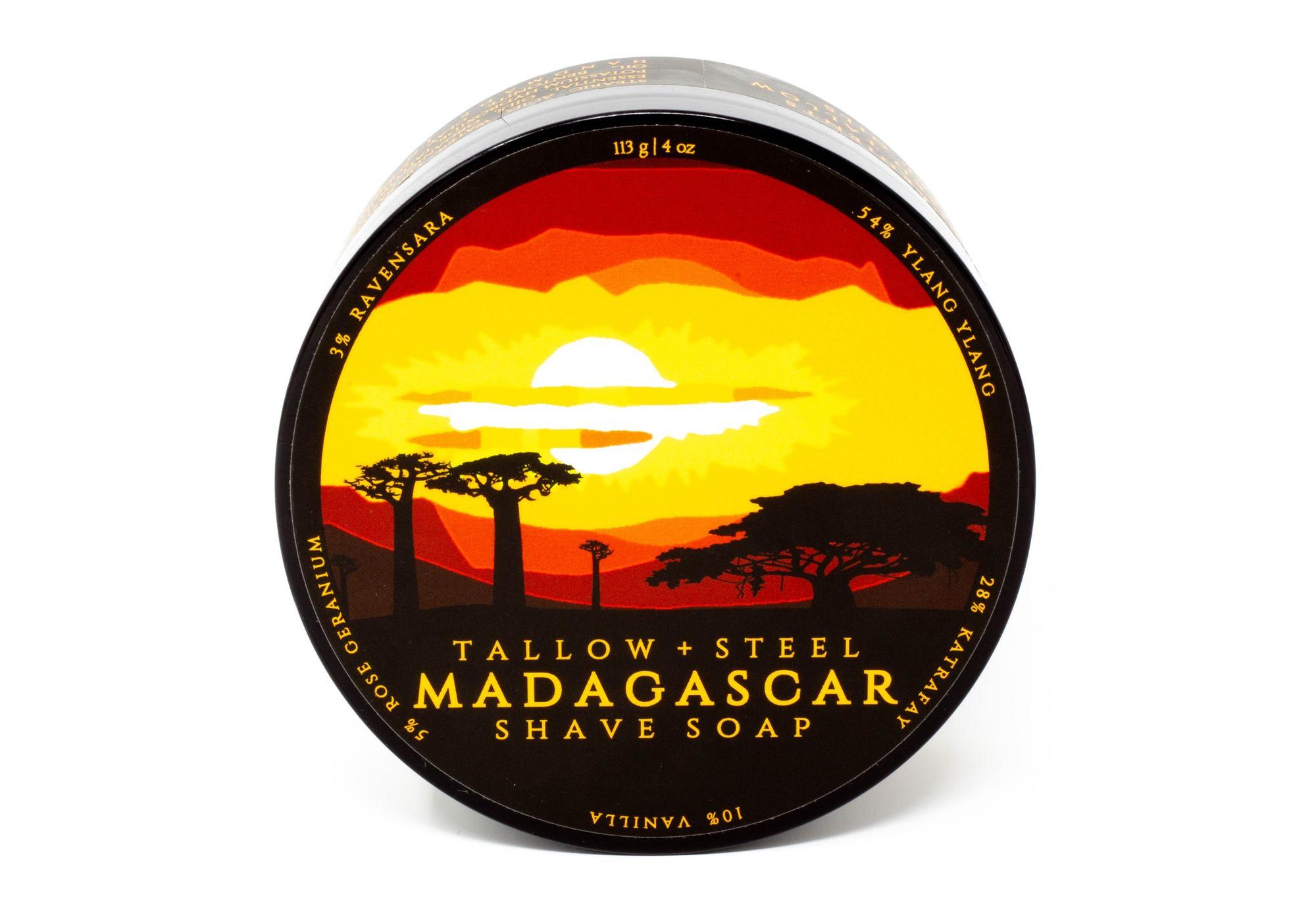 Tallow + Steel - Madagascar - Soap image