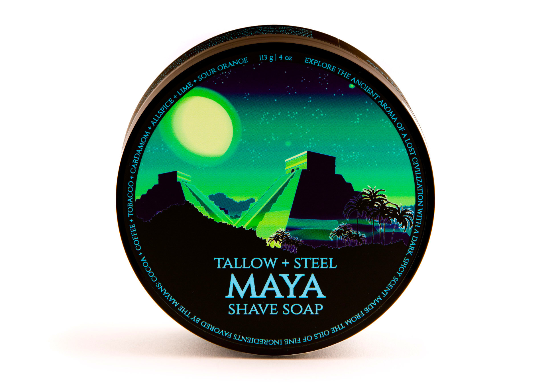 Tallow + Steel - Maya - Soap image