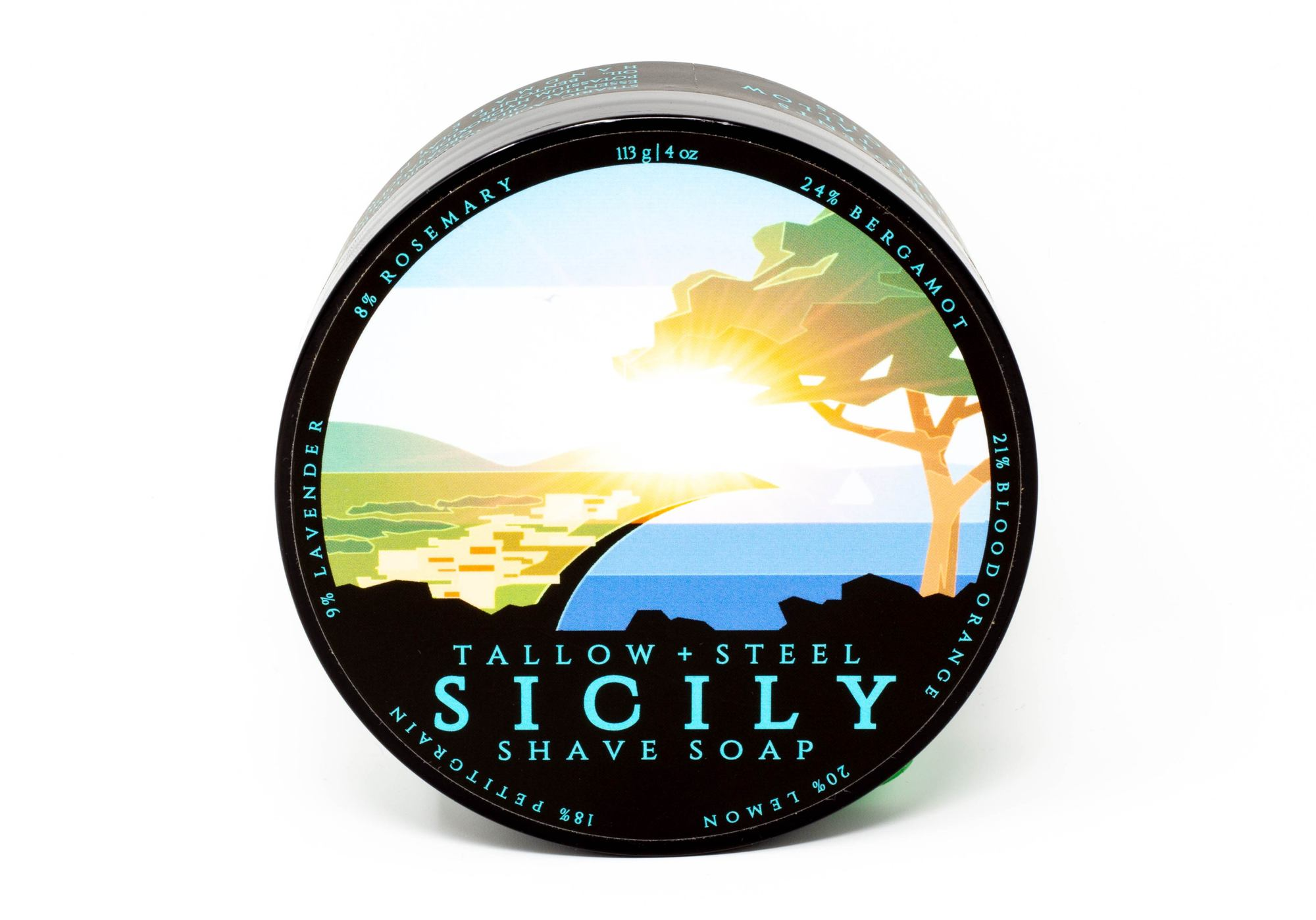 Tallow + Steel - Sicily - Soap image