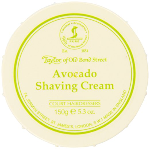 Taylor of Old Bond Street - Avocado - Cream image