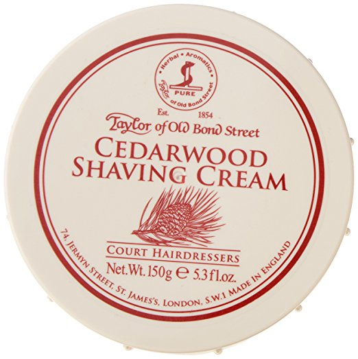 Taylor of Old Bond Street - Cedarwood - Cream image