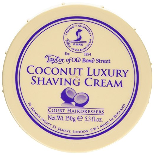 Taylor of Old Bond Street - Coconut - Cream image