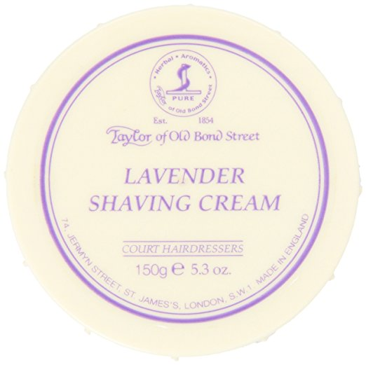 Taylor of Old Bond Street - Lavender - Cream image