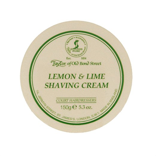 Taylor of Old Bond Street - Lemon and Lime - Cream image