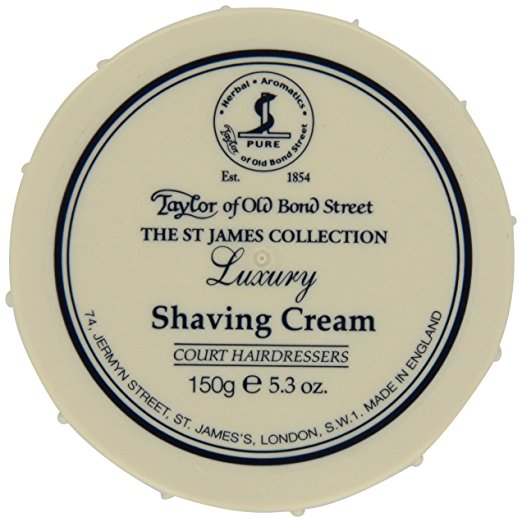 Taylor of Old Bond Street - St. James Collection - Cream image